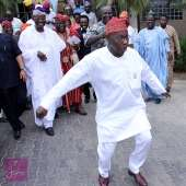 Olusegun Obasanjo: Dance Moves as he celebrates 79th Birthday.
