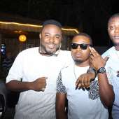 OLAMIDE, BANKY W, DR SID, OTHERS TURN UP AS MTV CELEBRATES OLAMIDE