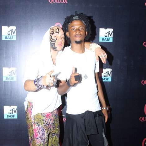 DJ SOSE AND EHIZ