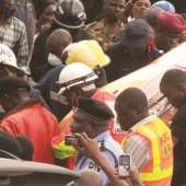 Plane Crash In Lagos, Agagu's Casket Remains Intact