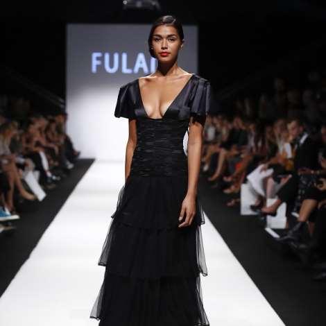 Nigerian-Austrian Designer Omatu Of Fulani Fashion Takesthe Runway At Vienna Fashion Week