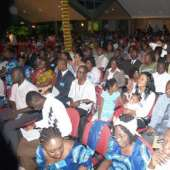 G.C. President at Euro Ghanaian Camp meeting
