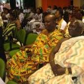 GOSPEL CONCERT AT REGGIO EMILIA UNDER THE AUSPICES OF THE GHANAIAN NATIONALS ASSOCIATION