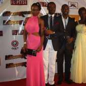 Stars invasion as the movie, Hoodrush premieres at Silverbird Galleria
