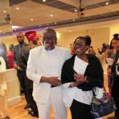Nigeria Olympic Welcome Dinner in London organised by CANUK