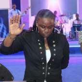 Ghanaian & Nigeria Stars Seek The Face Of God