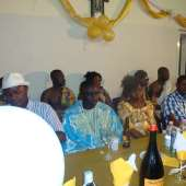 Mrs Akuse's 50th birthday Party