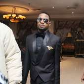 Behind The Scene Photos From 'Raise Your Glasses' Video Shoot With Dbanj, Sean Tizzle, Vector, Seyi Shay, Others