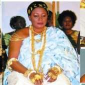 The Enstoolment of Nana Akua Durowaa