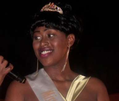 Amina Kamara, Miss West Africa 2008 - couresty of West Coast Photography