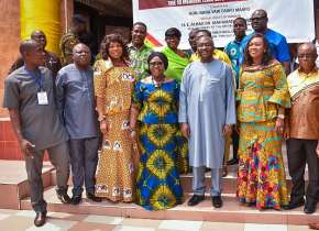 Inauguration Of The Infrastructure For Poverty Eradication Programme (ipep)
