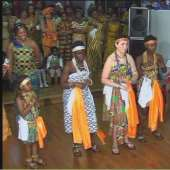 KENTE SHOW IN HANNOVER 2006,GERMANY