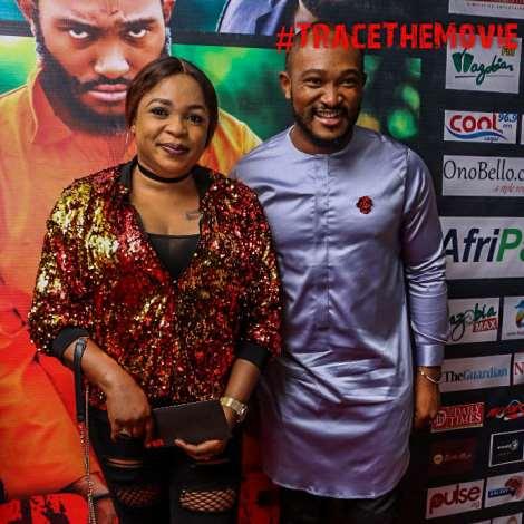 Kemi Afolabi And Blossom Chukwujekwu