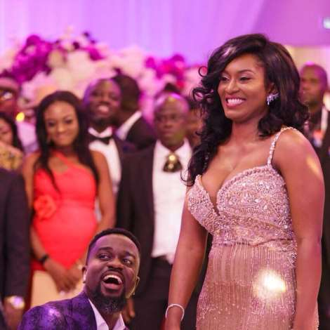 Priceless Moments Of Sarkodie