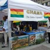 Ghana@SAF Market 2010