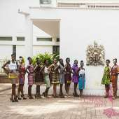 British High Commissioner To Ghana's Wife Mentors Miss Ghana 2015 Ladies