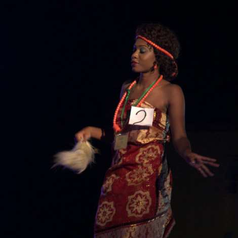 CONTESTANT MISS NYSC 2