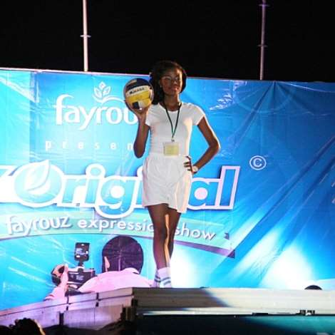 MISS NYSC CONTESTANT 3