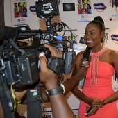 Ghanaian Actress Yvonne Nelson's Single & Married Premiere Records Massive Patronage