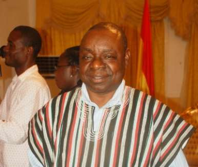 Mr Joseph Yieleh-Chireh, Minister of Local Government and Rural Development