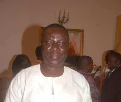 Mr Joe Gidisu, Minister of Roads and Highways