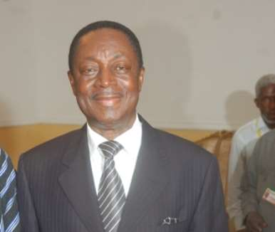 Dr Kwabena Dufuor, Minister of Finance