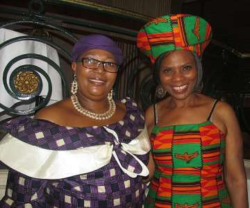 AFRICAN ACHIEVERS PHOTO - 2