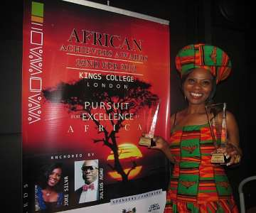 AFRICAN ACHIEVERS PHOTO - 3