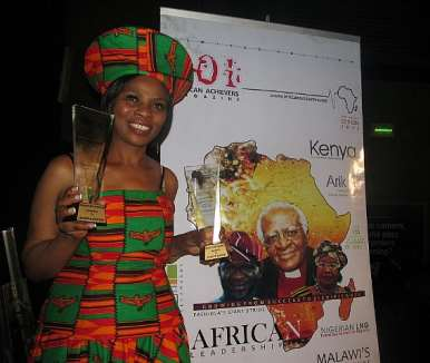 AFRICAN ACHIEVERS PHOTO - 4