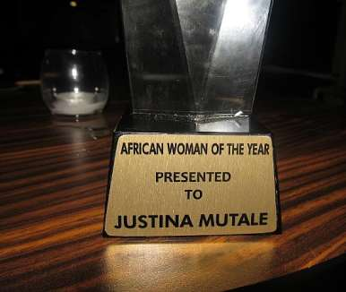 AFRICAN ACHIEVERS PHOTO - 6