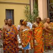GHANAIAN FASHION EXTRAVAGANZA ORGANISED BY THE GHANAIAN NATIONALS ASSOCIATION
