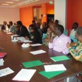 Gadangme Association in Europe meet in Amsterdam