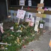 Mike Osei Tragedy (Amsterdam)