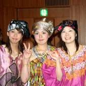 Japan Ladies in Ghana Culture