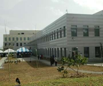 Profile of the new United States Embassy in Accra