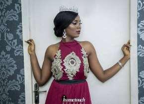 Reigning Nigerian Princess Tourism, Uzoechi Ozioma Stuns In Birthday Shots