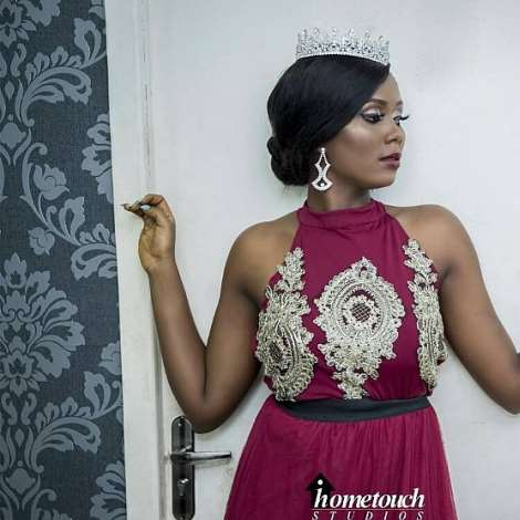 Reigning Nigerian Princess Tourism, Uzoechi Ozioma Stuns In Birthday Shots