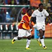 WORLD CUP PICTURES (Ghana vrs Serbia)
