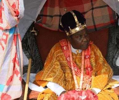 HM KING PROF TJT PRINCEWILL