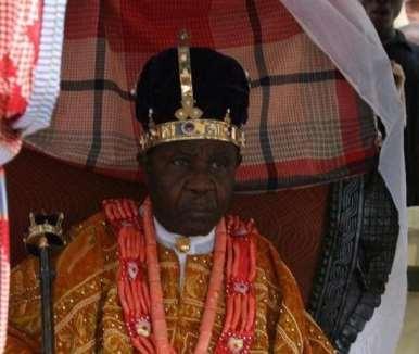 KING PROF TJT PRINCEWILL (AMANYANABO OF KALABARI)