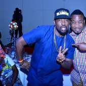 LOLO1 Of WAZOBIA FM Shares Pictures From YAW SHOW