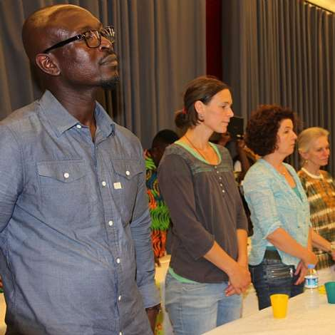 GaDangme Community Hamburg Homowo Celebration 27.08.2016
