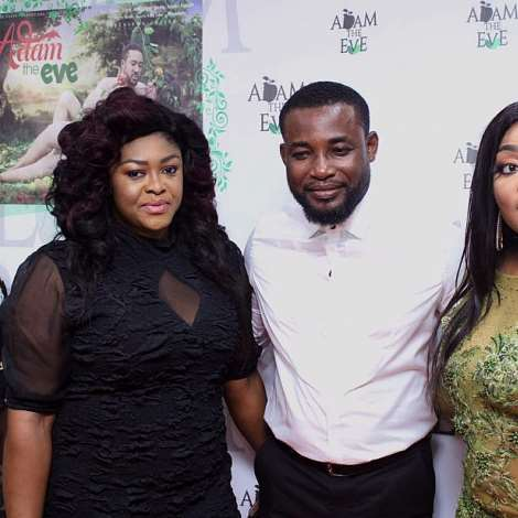 "Movie Premiere: ""adam The Eve"" Shakes Silverbird Cinemas With Massive Turn Out"