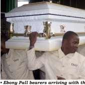 Evag. Francis Sonny Okosuns, (OON) burial