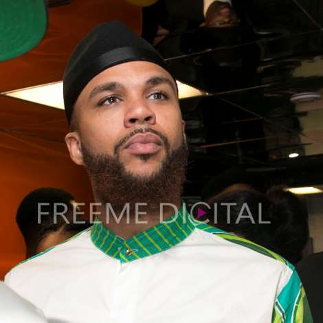 """Jidenna's Visit to Nigeria """"All the Glitz and Glamour"""""""