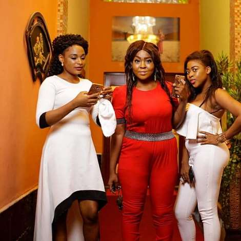 Stars glam up Benedicta Gafah's birthday bash