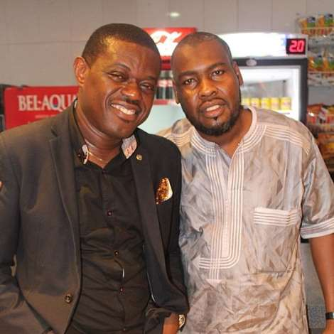 EKOW BLANKSON AND ABDUL SALAM