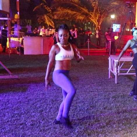 Vybrant Faya Performs With Big Booty Girl 16th VGMA Nominees' Announcement and Grand Launch
