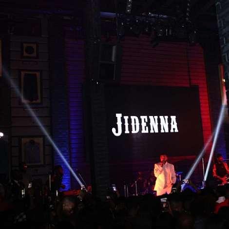 Jidenna Rocks at Hard Rock Cafe Lagos