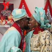 Dotun Ojuolape and Taiwo Oyebanjo's (D'Banj Sister) engagement ceremony